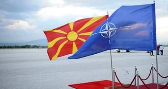 НАТО и Македония начали двухдневные переговоры о вступлении в Альянс