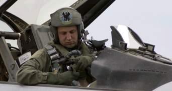 Падение Су-27 в Винницкой области: появилась новая информация о погибшем пилоте из США