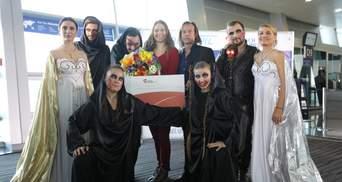 Артисти рок-опери зупинили роботу аеропорту
