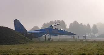 Матіос назвав чотири головні версії падіння Су-27
