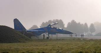 Матиос назвал четыре главные версии падения Су-27