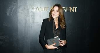 Карла Бруни показала редкое фото с дочерью экс-президента Франции Николя Саркози: фото