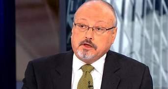 Вбивство саудівського журналіста: ЗМІ повідомили подробиці смерті