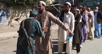 Кровавые выборы в Афганистане: из-за нападений на участки погибли десятки людей