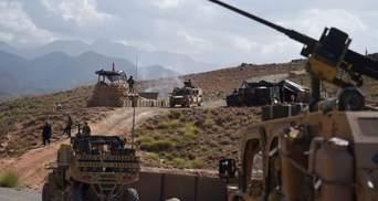 В Афганистане ранили генерала США и убили двух местных чиновников