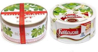 """Roshen уклала мир з """"Київським БКК"""" у суперечці щодо упаковки тортів"""