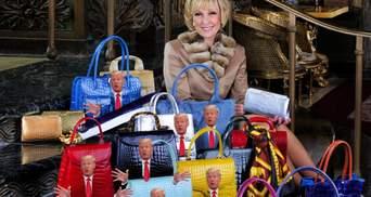 Дональд Трамп може призначити послом у ПАР дизайнерку сумок і членкиню свого гольф-клубу