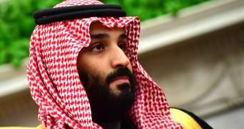 Вбивство журналіста Хашоггі: з'явився коментар спадкоємного принца Саудівської Аравії