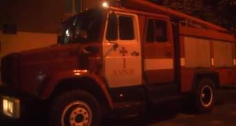 В Харькове вспыхнуло студенческое общежитие: пострадали 5 человек