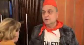"""На """"Дискотеці 80-х"""" у Києві помітили """"піонерів"""": нардеп викликав поліцію"""