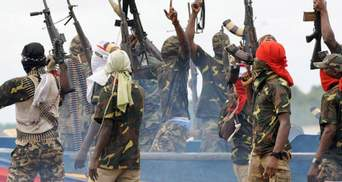 Украинского моряка удалось освободить из плена пиратов в Нигерии