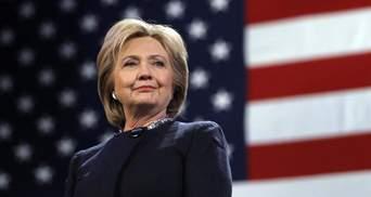 Клінтон прокоментувала можливість повторно балотуватися у президенти США