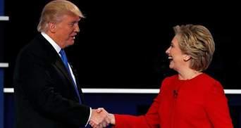 Трамп хочет вновь побороться с Клинтон за президентское кресло