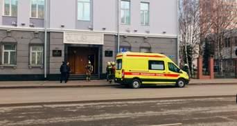 Вибух пролунав у будівлі ФСБ у Архангельску: є загиблий