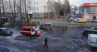 Смертельний вибух у будівлі ФСБ у Архангельску здійснив 17-річний хлопець: гучні деталі