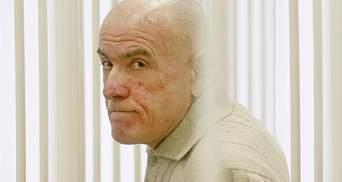 Вбивця Гонгадзе Пукач сидить у СІЗО, а не в колонії