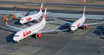 Катастрофа Boeing 737 в Індонезії: з'явилося відео з літаком і пасажирами перед вильотом