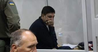 Суд продлил арест журналисту Вышинскому