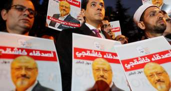 У Туреччині вважають, що тіло вбитого Хашоггі могли розчинити у кислоті