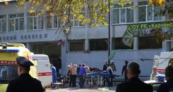 Массовая бойня в Керчи: в городе предлагают назначить памятную дату для чествования жертв