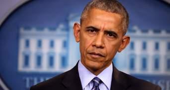 Обама назвал миграционную политику Трампа политическим трюком