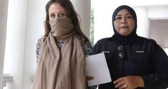 Украинка получила пожизненное заключение в Малайзии: известна причина