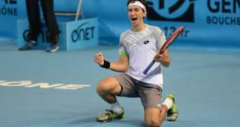 Стаховский стартовал с уверенной победы на турнире в Словакии