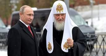 Вчинки РПЦ – сатанинські, – митрополит Вселенського патріархату