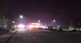 Мужчина устроил стрельбу в кафе в Калифорнии: много раненых
