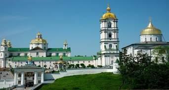 В Почаевской лавре молодой парень совершил самоубийство