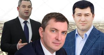 """""""А тебе за що пов'язали?"""": коротка, але повчальна історія трьох керівників ДФС"""