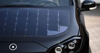 Hyundai та Kia укомплектують свої автомобілі сонячними панелями