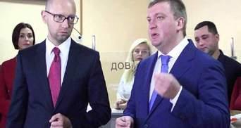 Справи проти Яценюка та Петренка – частина політтехнології, – експерт