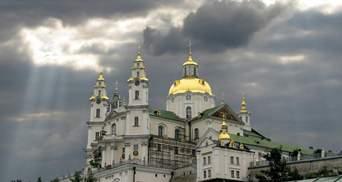 Прокуратура розслідує можливі махінації під час передачі Почаївської лаври УПЦ МП