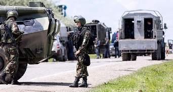 Смертниця влаштувала вибух у Чечні