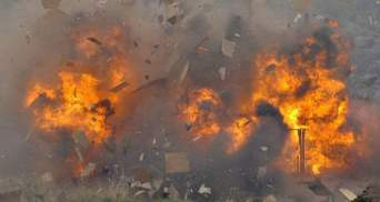 Смертниця влаштувала вибух у Чечні: з'явилось моторошне відео