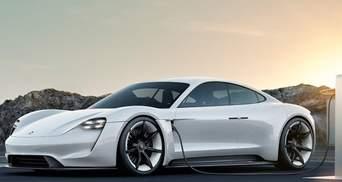 Porsche запускає у серійне виробництво електричний універсал