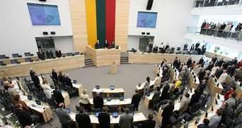 Литва может выйти из Интерпола, если его возглавит россиянин