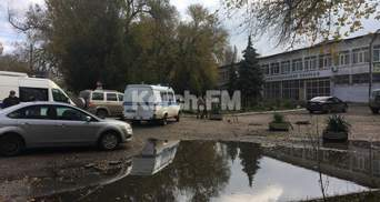 В колледже Керчи, где произошел массовый расстрел, вновь эвакуируют студентов: известна причина