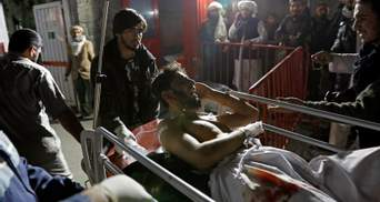 В Афганистане смертник совершил кровавый теракт во время религиозных празднеств: фото 18+