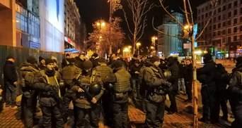 Протесты возле Дома профсоюзов: активистов избили, среди пострадавших – брат Найема