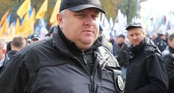 Скандал с KFC в Доме профсоюзов: глава полиции Киева дал совет протестующим