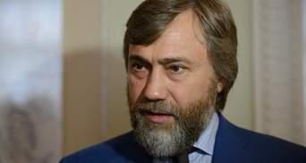 """Для политической партии """"Оппоблок"""" никакой трагедии не произошло, – Новинский"""