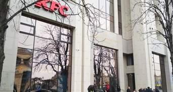 Ресторан KFC в Доме профсоюзов открыла российская компания: журналист привел доказательства