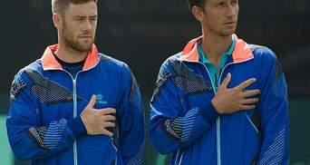 Стаховский и Марченко пробились в четвертьфинал на турнире в Италии