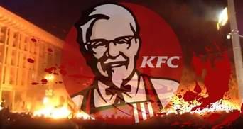 Скандал с KFC в Доме профсоюзов: Маси Найем впервые прокомментировал нападение на себя