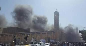 В Афганистане произошел ужасный теракт: много погибших