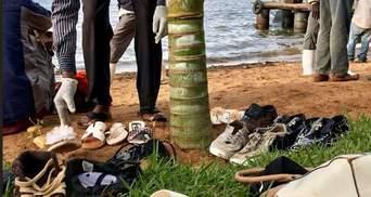 На озері Вікторія затонула яхта з людьми: десятки загиблих