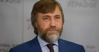 """Порошенко затеял эту """"игру"""", чтобы установить диктатуру с чрезвычайными полномочиями – Новинский"""