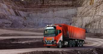 Безпілотним вантажівкам Volvo Trucks знайшли перше комерційне використання